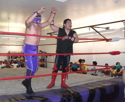 Rayo Potosino y Johny Chicana
