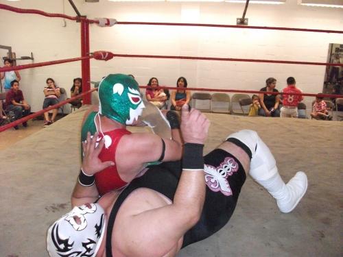 Puma vs Hijo de Marcus